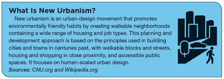 What is new urbanism?