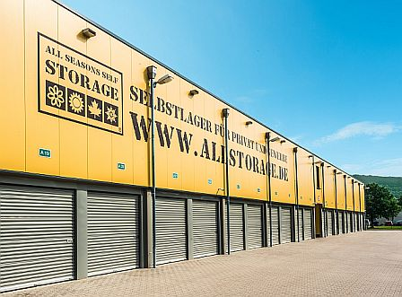 All-Seasons-Self-Storage-Porta Westfalica-Germany