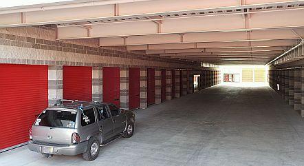Trojan Storage drive thru San Jose CA