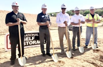 National-Self-Storage-Marana-AZ-development***