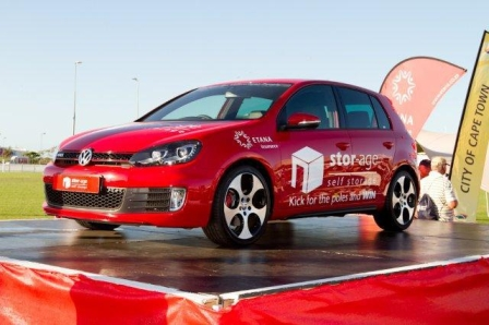 No one won the Golf GTI in this years promotion.