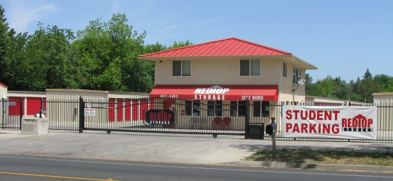 Redtop Storage in Chico, Calif.***