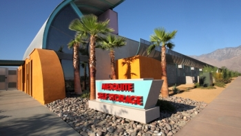 Mesquite Self-Storage in Palm Springs, Calif., which was later purchased by Public Storage