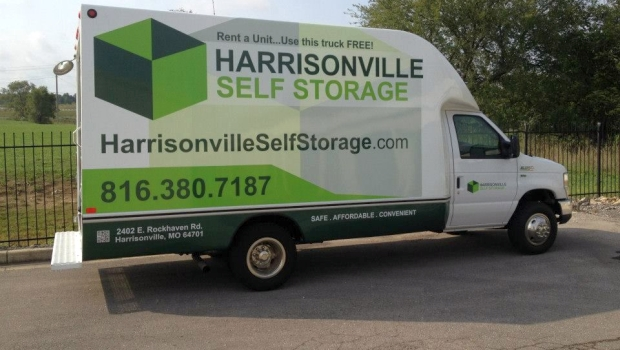 Self-Storage Rental Truck
