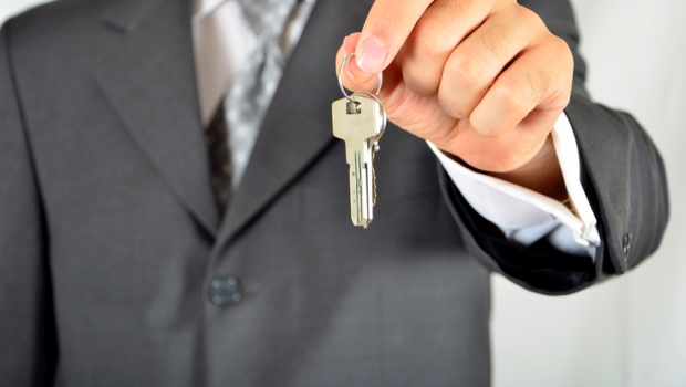 Real estate keys