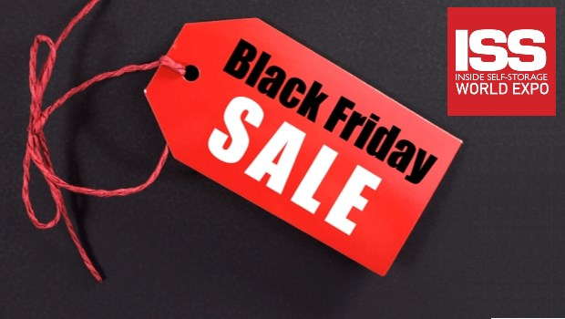 Inside Self-Storage World Expo Black Friday Sale