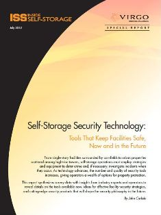 Inside Self-Storage Security Technology Report***