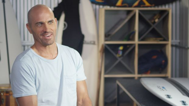 Pro Surfer Kelly Slater Explains Why He Uses Self-Storage