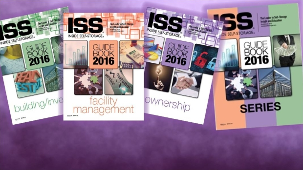 Inside Self-Storage Guidebook Series 2016 Purple
