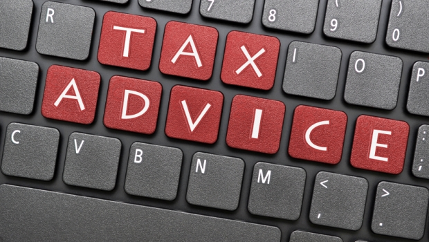 Tax Advice Keyboard