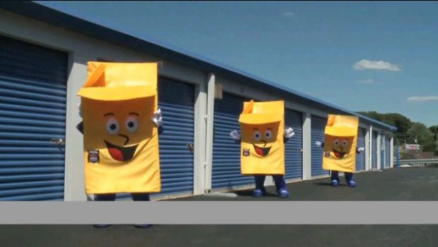 U-Store-It-Self-Storage-Commercial-Mascot***