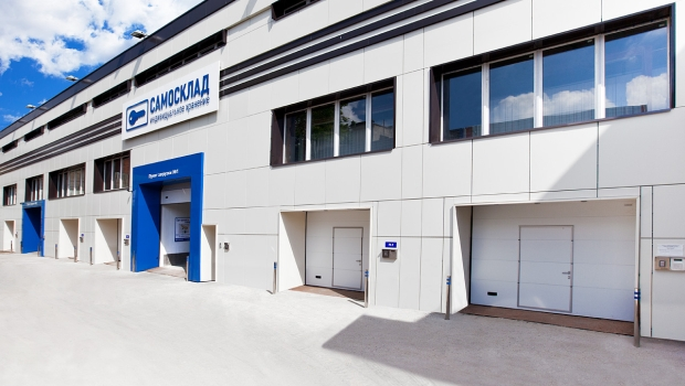 Samosklad Self Storage, Moscow, Russia