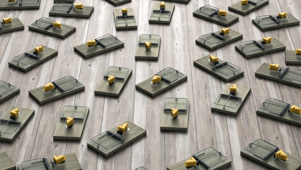 Mousetraps Minefield