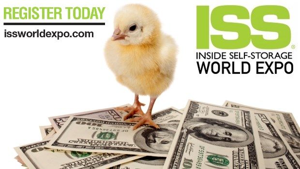 Inside Self-Storage World Expo 2017 Early Bird