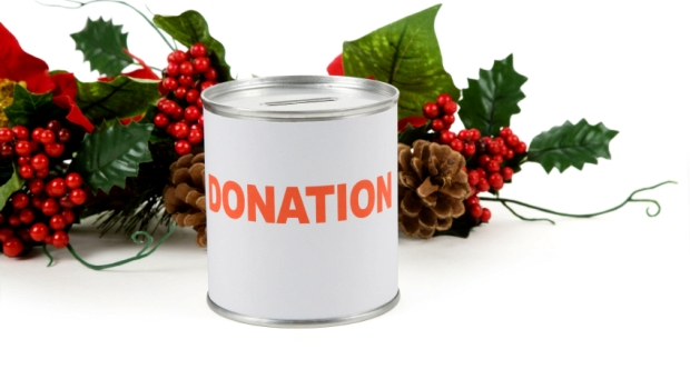 Holiday Charity Donation