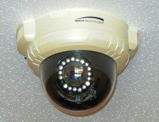 Surveillance cameras like this one from Stor-Guard LLC have an abundance of new features, giving operators more control.