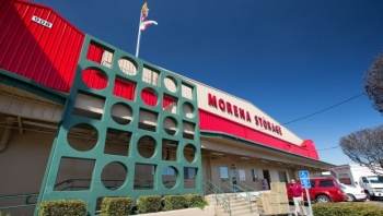Morena Storage in San Diego, which was converted from former department store built in 1957
