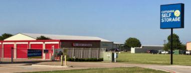 Charmant Compass Self Storage McKinney Texas***