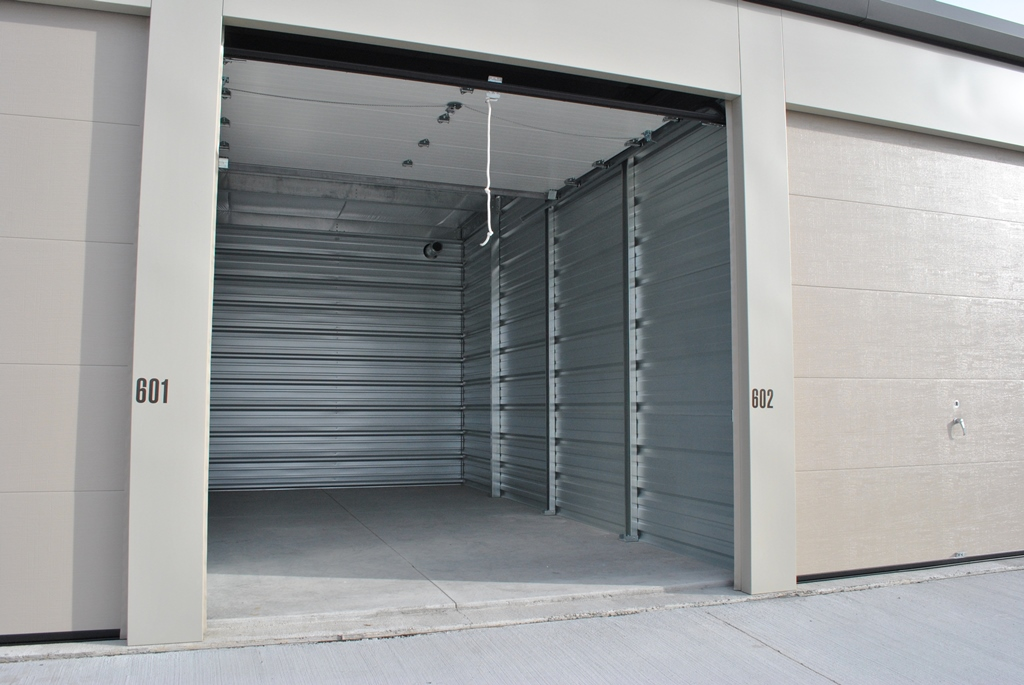 Drive Up Climate Controlled Units A New Twist To Self