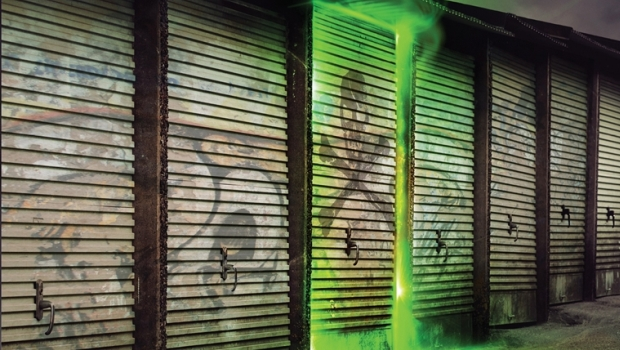 Scary Self-Storage Doors Jay Bonansinga