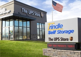 Trindle Self Storage/The UPS Store in Carlisle, Pa.***