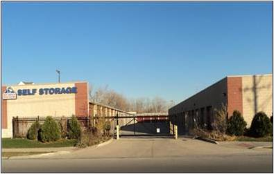 Great American Storage Solutions in Lansing, Ill.***