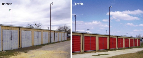 Self-Storage Facility Renovation***