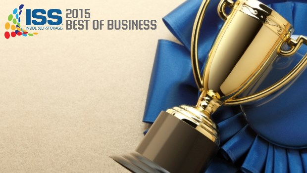 Inside Self-Storage 2015 Best of Business Winners