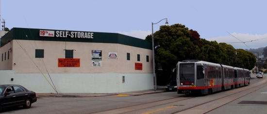 19th Avenue Self Storage Acquired by iStorage***