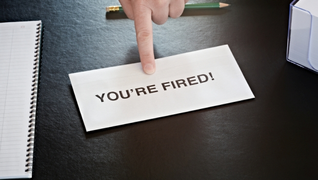 Fired Termination