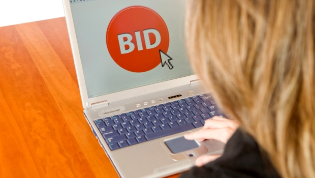 Online Auction Bid