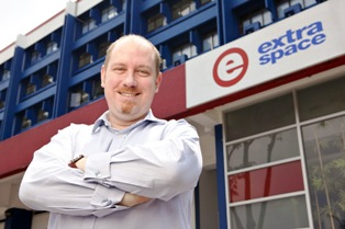 Michael Hagbeck, CEO of Extra Space Self Storage in Asia