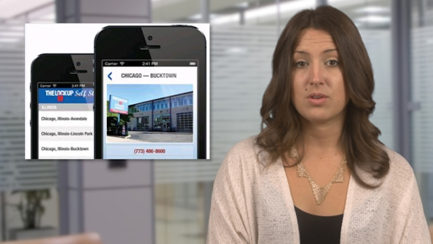 ISS News Desk: The Lock Up Self Storage Featured on Consumer TV Show