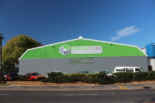 GreenCube Self Storage in Cape Town, South Africa***