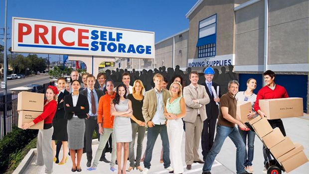 Price Self Storage Video Uses Stock Images, Animation to Promote Value Proposition