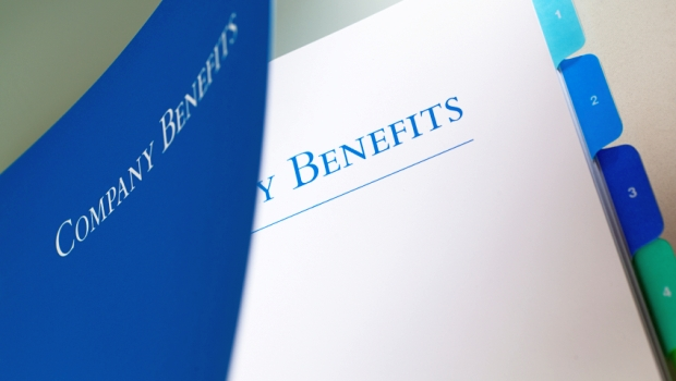 Company Employee Benefits Book