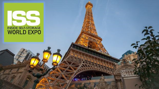 ISS World Expo at Paris Las Vegas