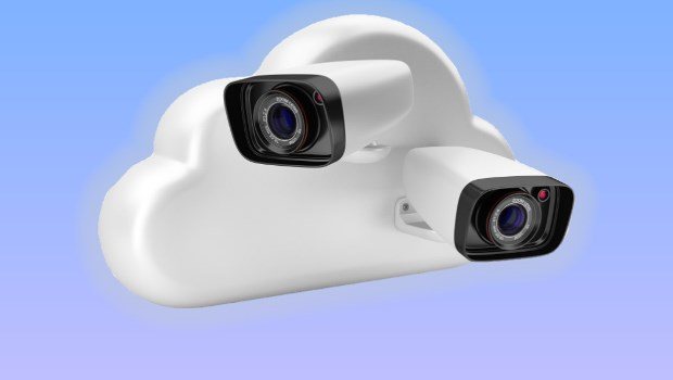 Cloud Video-Surveillance Camera