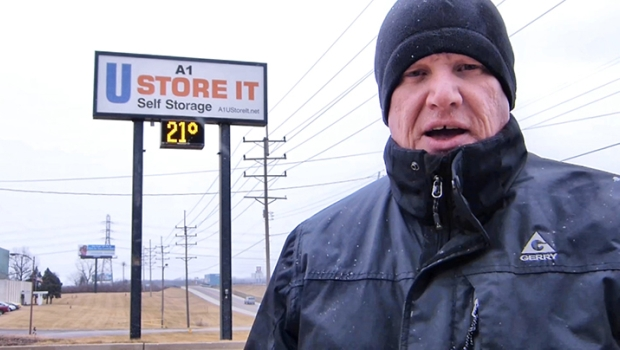 Self-Storage Talk Video Challenge Grand-Prize Winner: Scott Simon, A1 U Store It