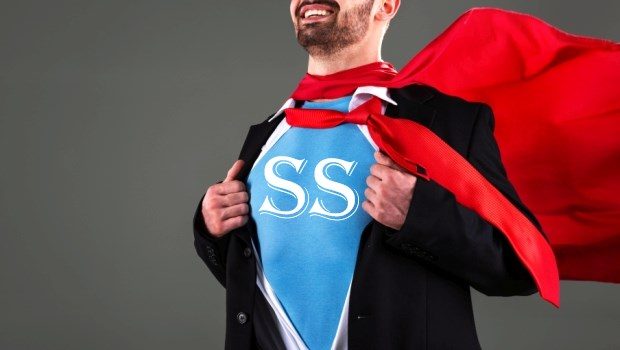 Self-Storage Manager Superhero