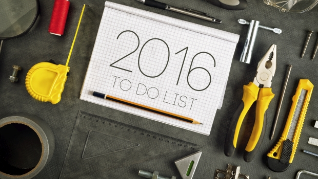 2016 To-Do List