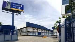 Para Guardar Self-Storage facility in Manaus, Brazil***