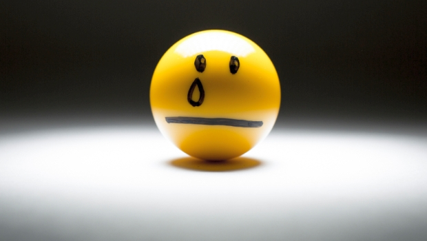 Sad Emoticon