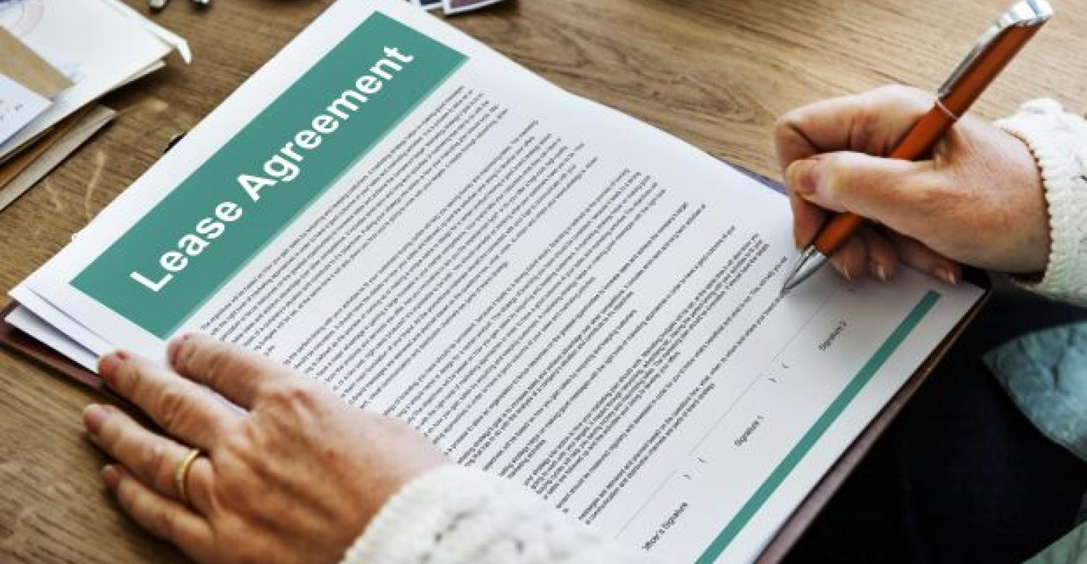 The Essential Elements Of A Self Storage Lease Agreement Inside