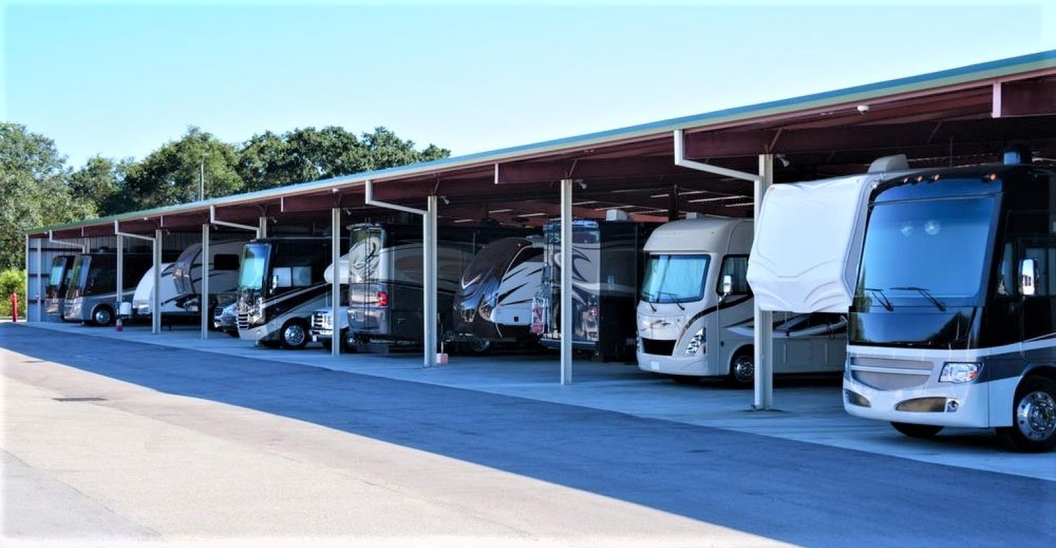 Building Boat And Rv Storage Considerations For Unit Types And More Inside Self Storage