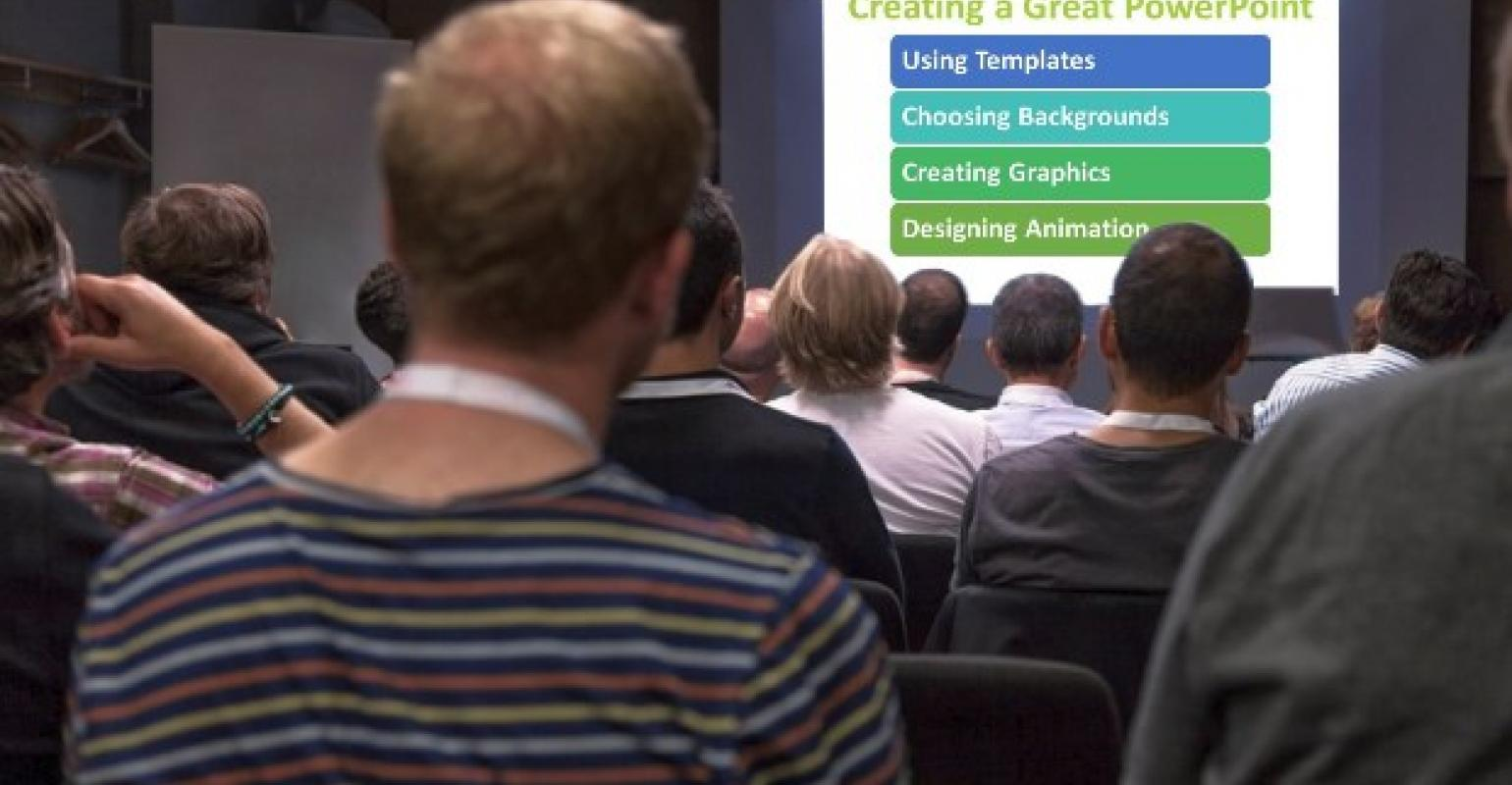 how to create an impressive powerpoint presentation for self storage