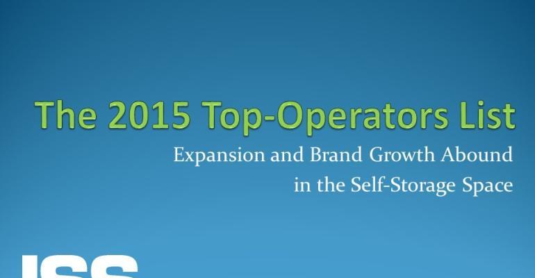 The 2015 Top-Operators List