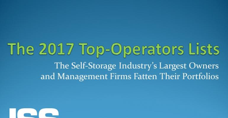 The 2017 Top-Operators Lists