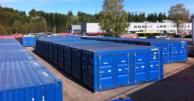 Using Shipping Containers to Establish or Grow a Self Storage