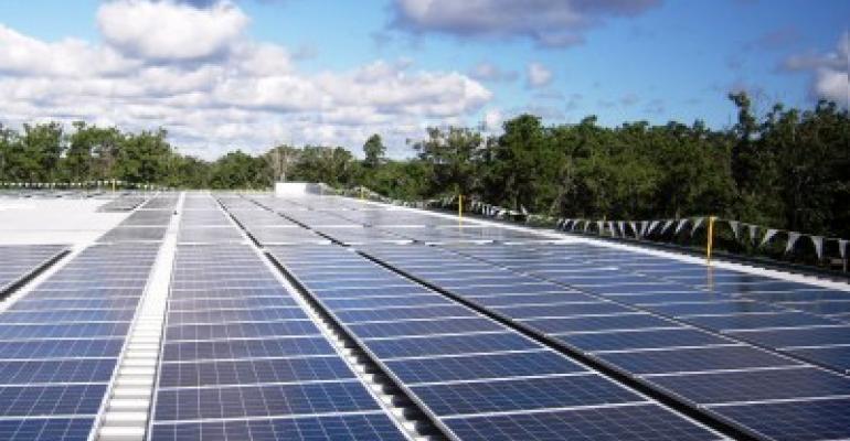 Self-Storage Solar Panels
